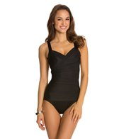 Miraclesuit Novel Ideas Bella Banded Underwire One Piece