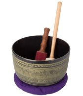Sacred Space Healing Grade: Tibetan Singing Bowl (note C)