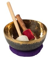 Sacred Space Healing Grade: Tibetan Singing Bowl (note F)