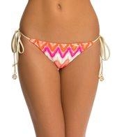 Luli Fama Flamingo Beach Brazilian Tie Side Bottom