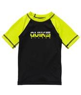 Quiksilver Toddler Boys' Extra Extra S/S Rashguard (2T-4T)