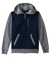 Billabong Boys' Mission Zip Fleece Jacket