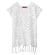 Seafolly Girls Bella Boho Crochet Cover Up
