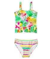 Seafolly Girls Holiday Singlet Bikini Set (6-16)
