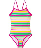 Seafolly Girls Holiday Loop Back One Piece (6-16)