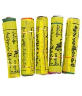 Yak & Yeti Pack of 5 Prayer Flags