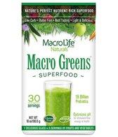 Macrolife Naturals Macro Greens Canister