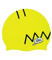 Funky Trunks Homer Head Silicone Swim Cap