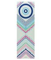 La Vie Boheme White Mandala Yoga Mat