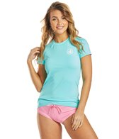 Body Glove Women's In Motion S/S Rashguard