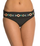 Jessica Simpson Embroidered Beauty Rollover Hipster Bottom
