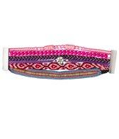 Bamboo Trading Co Bossa Bracelet Bright Pink