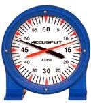 Accusplit AX850 Large Format Lane Timer/Pace Clock