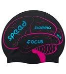 Sporti Brainwash Silicone Swim Cap