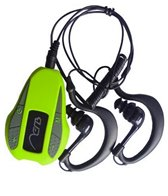 Aerb 4GB Waterproof MP3 Player with OLED Display