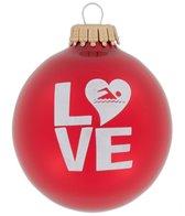 Bay Six Swim Love Ornament