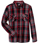 Rip Curl Men's Bunkers L/S Flannel