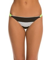 Hurley Tomboy Stripe String Side Bottom