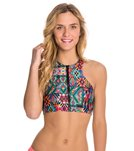 MINKPINK Woven Threads Bikini Top