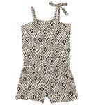 O'Neill Girls' Vindy Romper Cover Up (7yrs-14yrs)