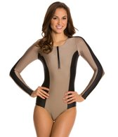 Vix Betsey L/S One Piece