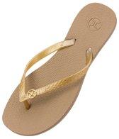Vix Sandal Solid Gold Sandal