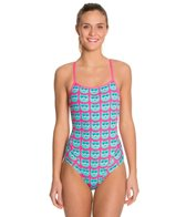 Funkita Parliament Party Single Strap One Piece Swimsuit