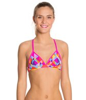 Funkita Prisim Collision Tri Swimsuit Top