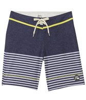 Quiksilver Men's East Side Stripe Board Shorts
