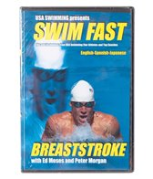 USA Swimming Swim Fast: Breaststroke DVD