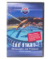 USA Swimming The Start DVD