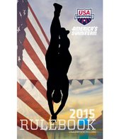 USA Swimming 2015 Regulation Rulebook