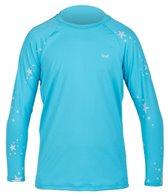 Xcel Girls' Axis Alexa L/S Surf Shirt