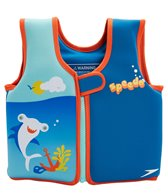 Speedo Boys' Printed Neoprene Swim Vest (2yrs-6yrs)