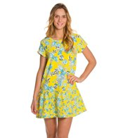 MINKPINK Citrus Floral Dress