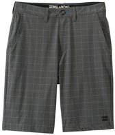 Billabong Men's Crossfire X Plaid Hybrid Walkshorts