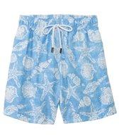 98 Coast Av. Shells Swim Trunks