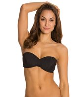 Skye So Soft Solids Lucy Bandeau Tie Back Top