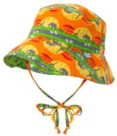 iPlay Boys' Safari Mix 'N Match Reversible Bucket Sun Protection Hat (0mos-4yrs)