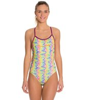 Slix Australia Tutti Frutti Women's One Piece Swimsuit