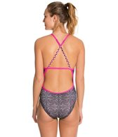 Slix Australia Hot Pink Flicka Women's One Piece Swimsuit