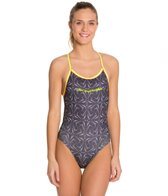 Slix Australia Fluorescent Flicka Women's One Piece Swimsuit
