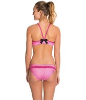 Slix Australia Miss Lollipop Women's Racerback Swimsuit Set