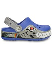 Crocs Light Up Robo Shark Clog