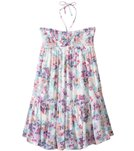 O'Neill Girls' Penelope Floral Halter Dress (7yrs-14yrs)