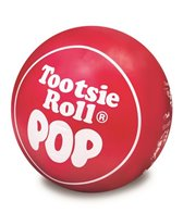 Big Mouth Toys Tootsie Roll Pops Gigantic Beach Ball