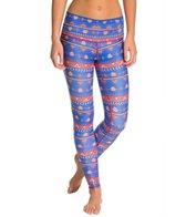 Teeki Choose Rosees Blue Legging