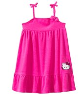 Hello Kitty Girls' Ruffle Cover Up Dress (4yrs-6X)