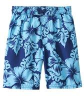 Sunshine Zone Boys' Tropical Fun Boardshort (4yrs-7yrs)