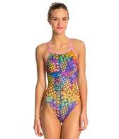 Dolfin Uglies Women's Pixie V-2 Back One Piece Swimsuit